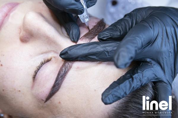 szkolenia makijaż permanentny Linel Monika Wiśniewska Tarnowskie Góry